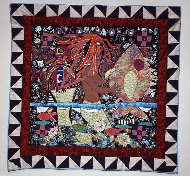 Haitian Mermaid 2 Michael Cummings