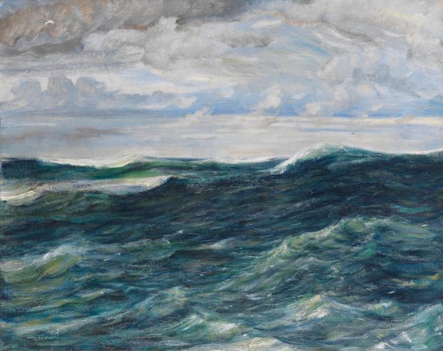 Hans Völcker Atlantischer Ozean