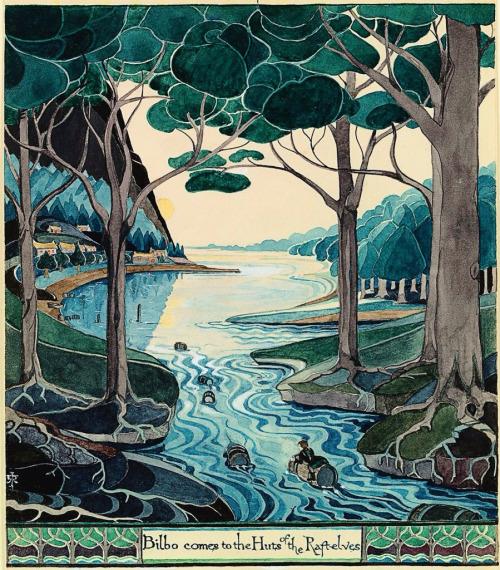 The Hobbit, 1937-38;