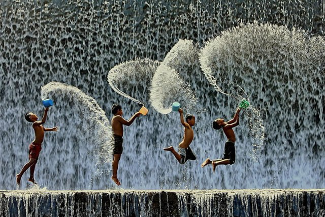 Together We Are Happy – by Agoes Antara