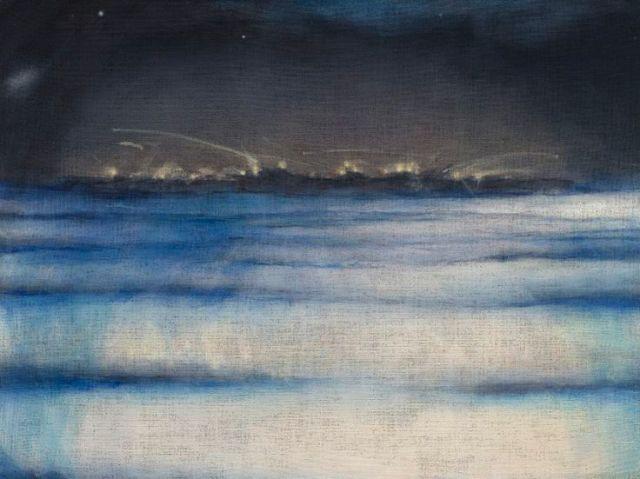 Leiko Ikemura Pacific Ocean.jpg
