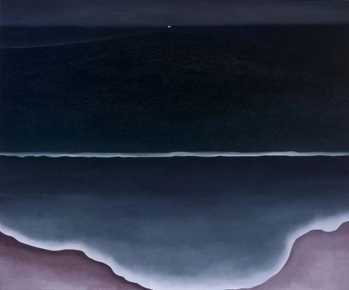 Wave, Night, 1928 Georgia O'Keeffe.jpg