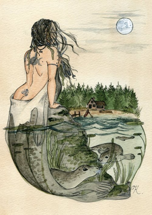 """""""The Selkie"""" by Kate O'Keefe .jpg"""