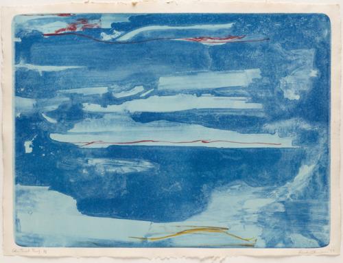 Helen Frankenthaler, Dream Walk, 1977, Lithograph on paper .jpeg