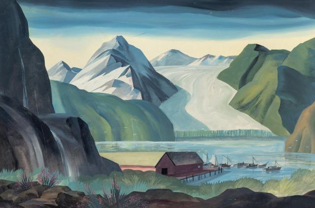 Alaskan Inlet. Dale Nichols.jpg
