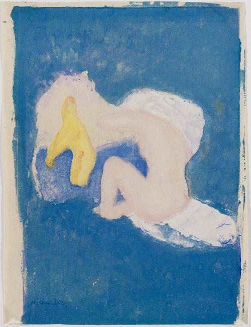 Onchi Kôshirô, Bathers, 1929 .jpg