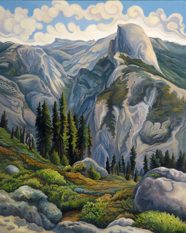 Shafer-Phyllis_Half-Dome-Yosemite-National-Park_oil-on-linen-mounted-on-board_20-x-16-inches_2013.jpg