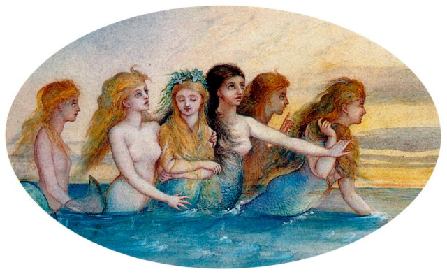 Mermaids by Eleanor Vere Boyle .jpg