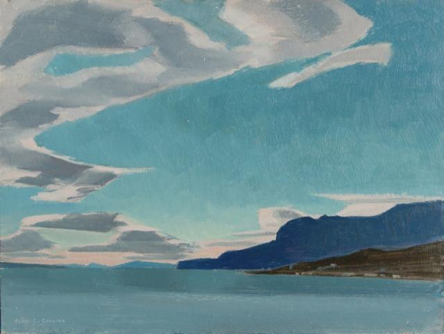 Alan Collier; Fort St.James on Stuart Lake,BC   .jpg