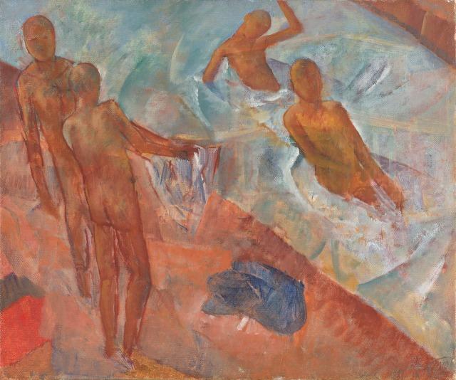 Kuzma Petrov-Vodkin Bathing Boys, 1921.jpg