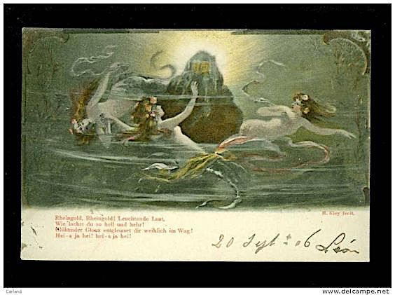 Reingold vintage postcard by Heinrich Kley.jpg