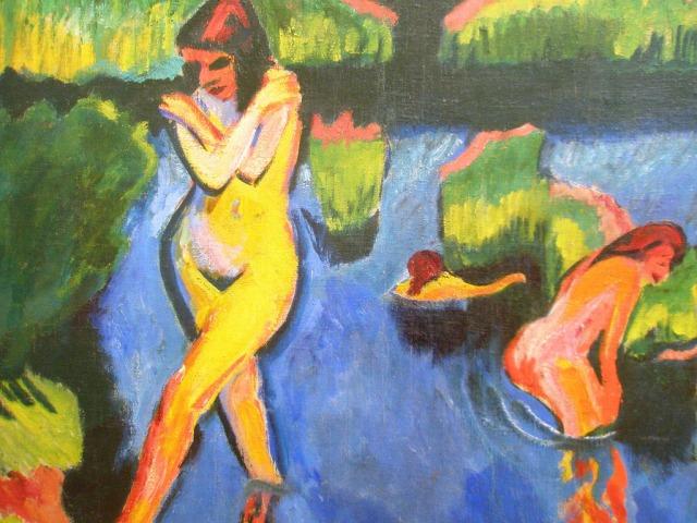 Exposition Milena Olesinska German expressionism Max Pechstein.jpg