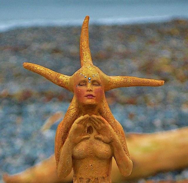 ~ Canadian driftwood and shell sculptor Debra Bernier.jpg