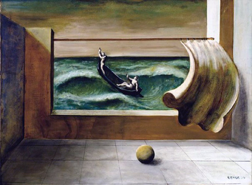 Edgar Ende, The tempest, 1930.jpg