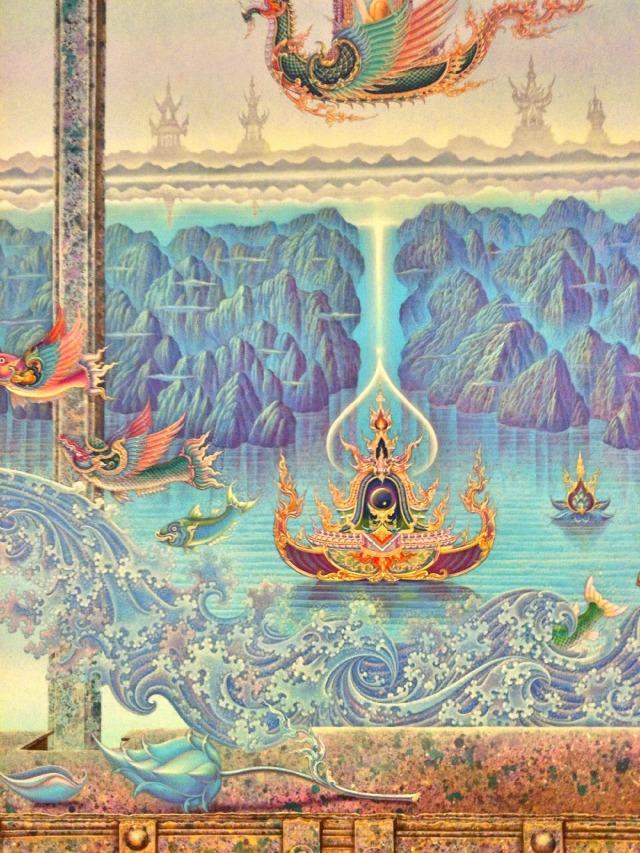 In Praise of Lord Buddha by Chalermchai Kositpipat 1992.jpg