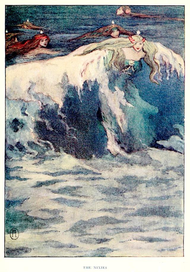 The Nixies ~ 1911 ~ Florence Lundborg.jpg
