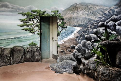"""""""captive landscapes"""" series by daniel kukla"""