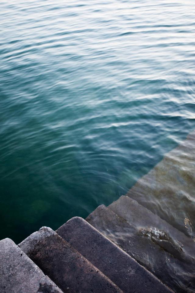 Joshua Fuller (British, based London, England) - Lake Garda, Italy,