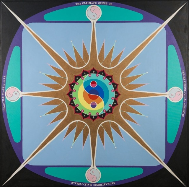 Paul Laffoley -  The Ultimate Quest 1968.jpg