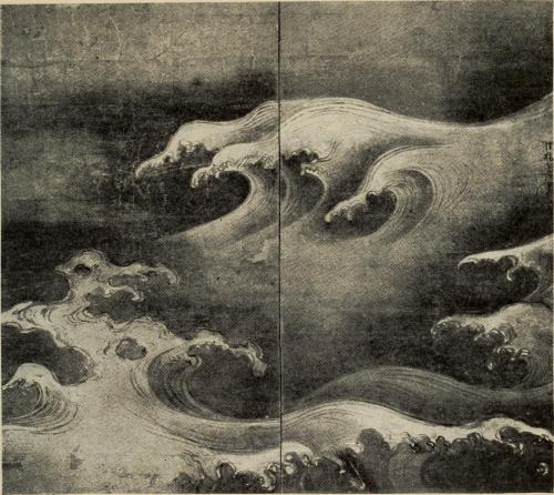 The Wave, History of art, 1921