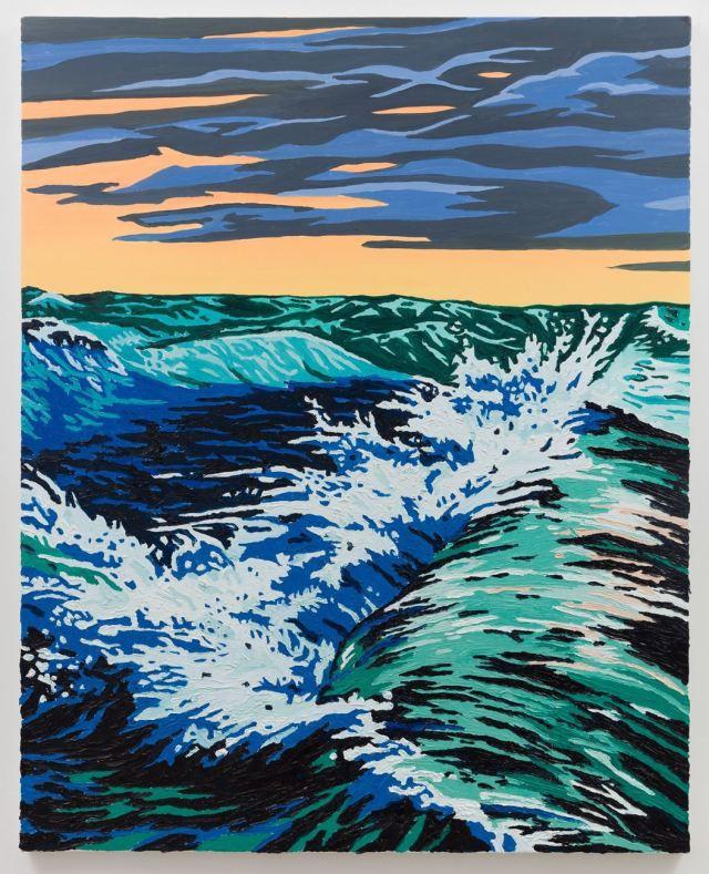 Alec Egan (American, b. 1984), Storm Wave, 2020..jpg