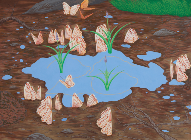 Ion Birch (American, b. 1971), Puddle, 2000.png