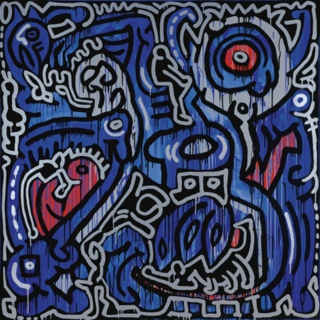 Keith Haring (1958 - 1990) Untitled, .jpg