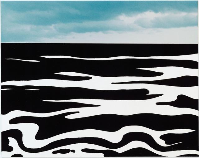 Roy Lichenstein Landscape 9, 1967.jpg