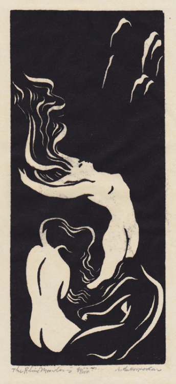 Stephen deHospodar, The Rhine Maidens.jpg