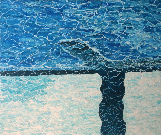 Henry Hudson (British, b. 1982), Swimming Pool, 2014.jpg