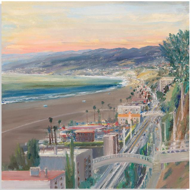 Larry Cohen (American, b. 1952), View from the California Incline, 2006.jpg